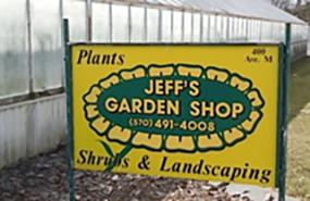 Jeff's Garden Shop