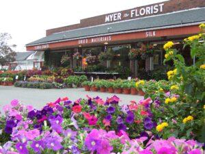 myer the florist